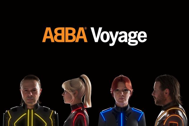 Abba Voyage album
