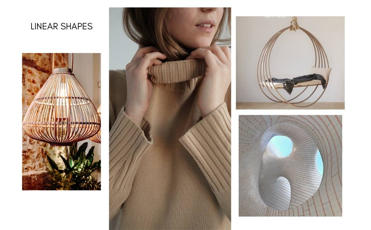 Anatomy of a trend by Christine Boland: soothing shapes