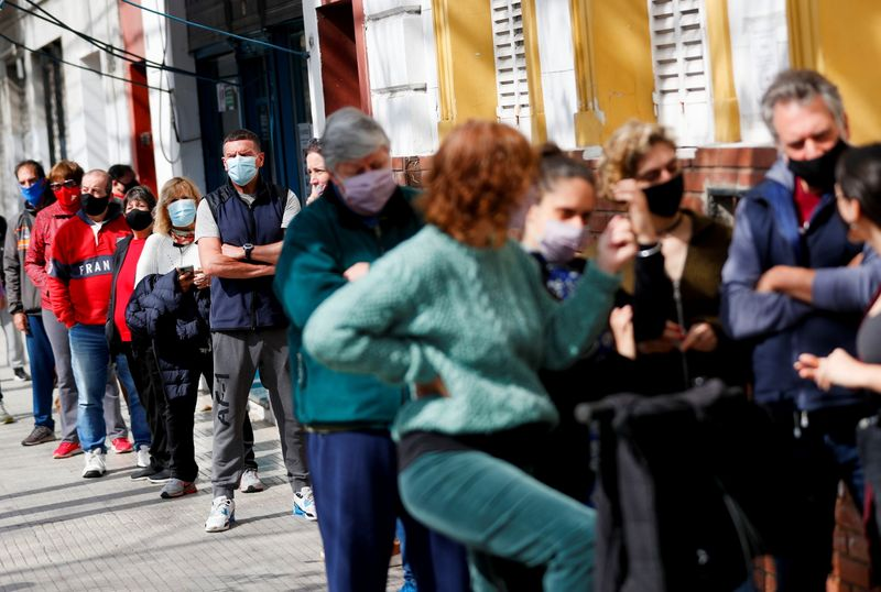 Argentines vote in congressional primaries that are test of Peronist support