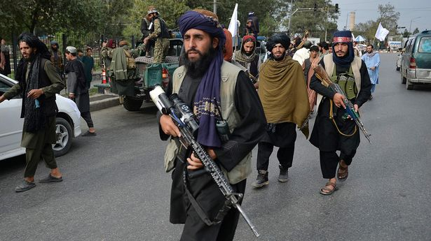 Taliban fighters swept rapidly through Afghanistan, seizing the capital Kabul on August 15