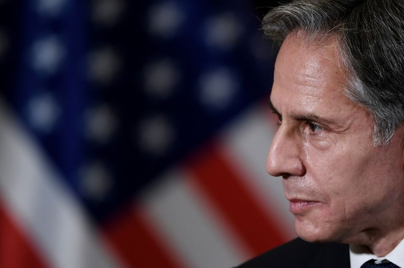 Blinken to testify to U.S. Congress on Afghanistan next week