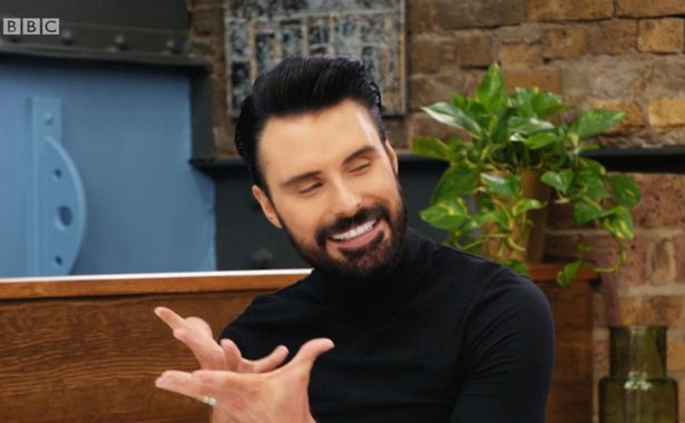 Fans were delighted to see Rylan back on screens again