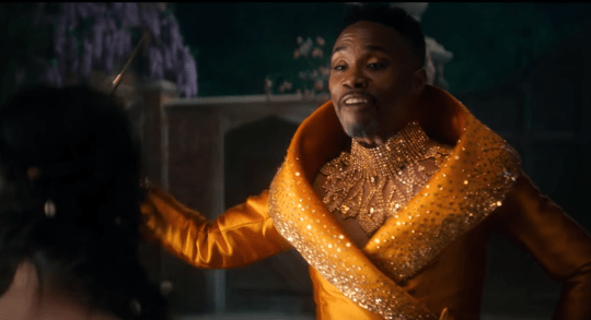 Billy Porter as The Fabulous Godmother