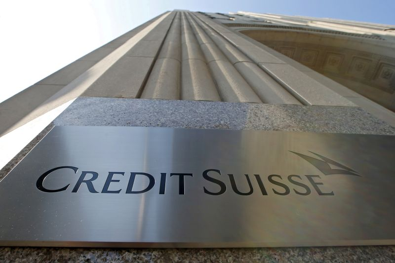 Credit Suisse weighs changes at Asia investment banking unit - Bloomberg News