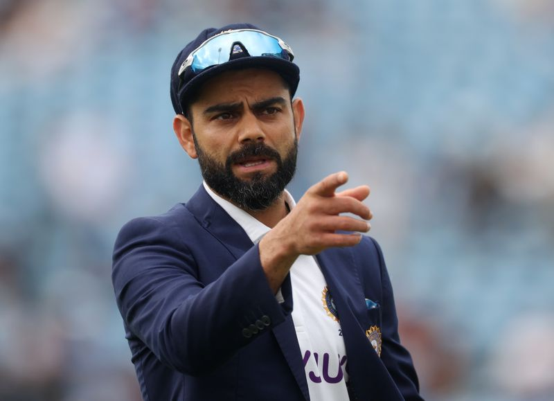 Cricket-Fifth England v India test called off after COVID-19 case