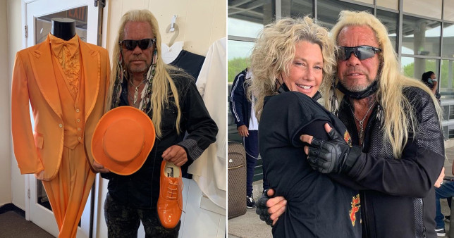 Dog the Bounty Hunter marries Francie Frane two years after Beth Chapman's death