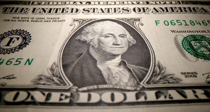Dollar pinned near three-week low as U.S payrolls test looms