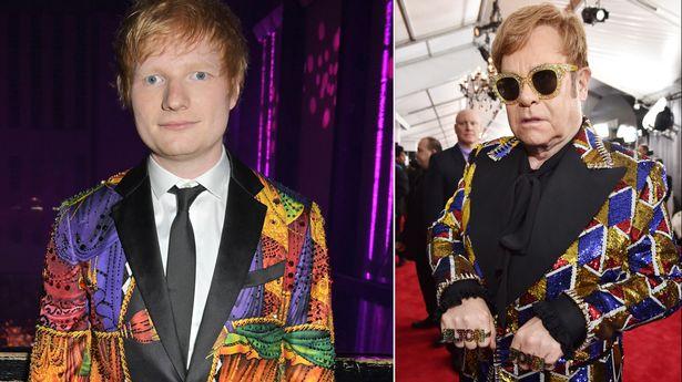 Ed Sheeran Elton John