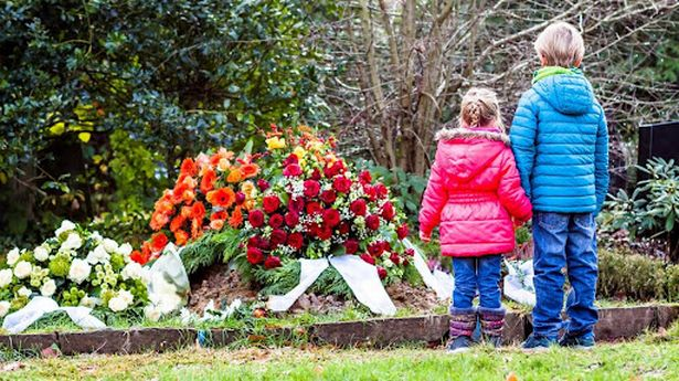 Denying a child the proper time and space to grieve will have a negative impact on them