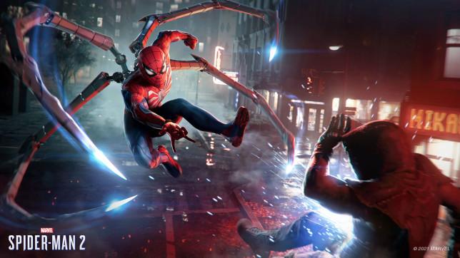 Spider-Man 2 screenshot