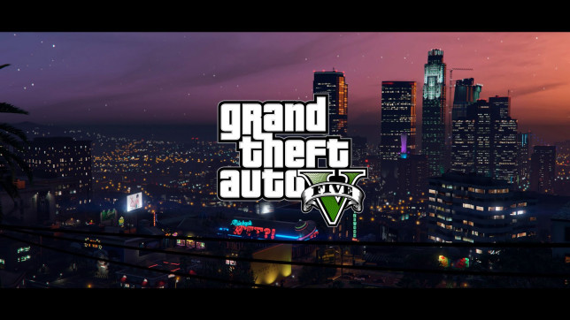 GTA 5 on PS5 and Xbox Series X