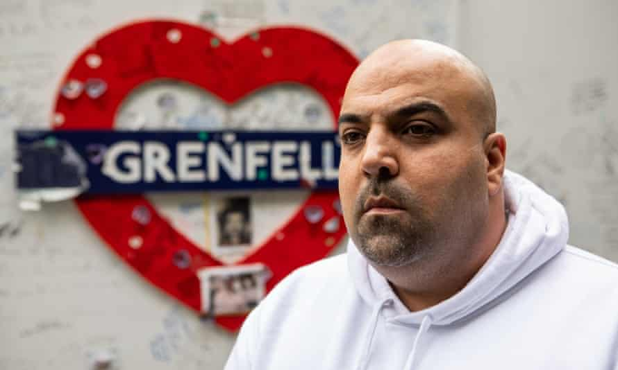 Hisam Choucair lost six close family members in the Grenfell Tower blaze.