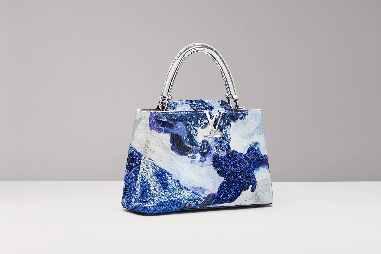 Louis Vuitton, Donna Huanca