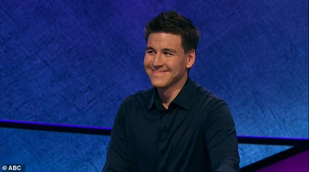 Speaking up:Just an hour after it was announced that Mike Richards was fired as executive producer from Jeopardy, one of the game's most beloved champions, James Holzhauer, spoke up