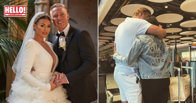 Jess Wright and William Lee-Kemp wedding