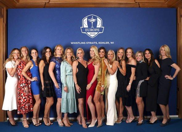 Ryder Cup 2021 wife girlfriends