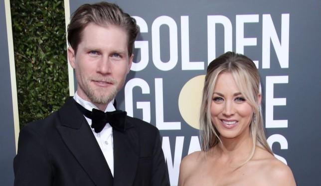 Kaley Cuoco's estranged husband Karl Cook responds to divorce filing