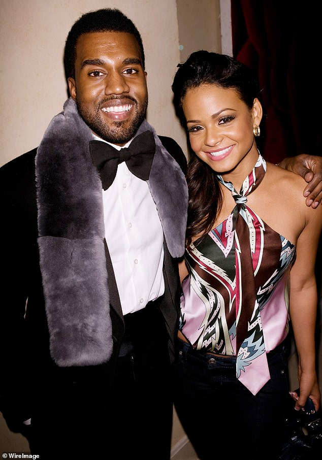 Old fling? Kanye West, 44, allegedly bragged about a fling with Christina Milian, 39, while on his 2016 Saint Pablo tour, a source told The Sun on Monday
