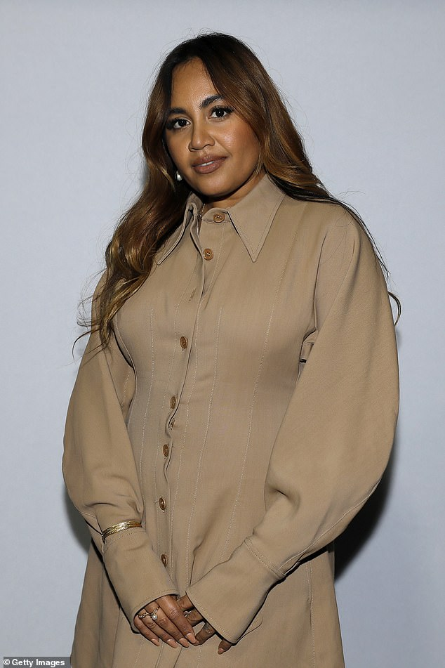 Talented list: The line-up has been revealed for the post-lockdown Great Southern Nights festival including Jessica Mauboy (pictured), Jimmy Barnes, Amy Shark and Missy Higgins