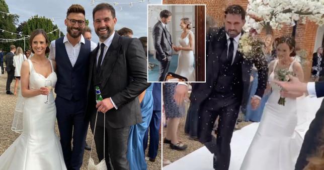 Jamie and Camilla wedding