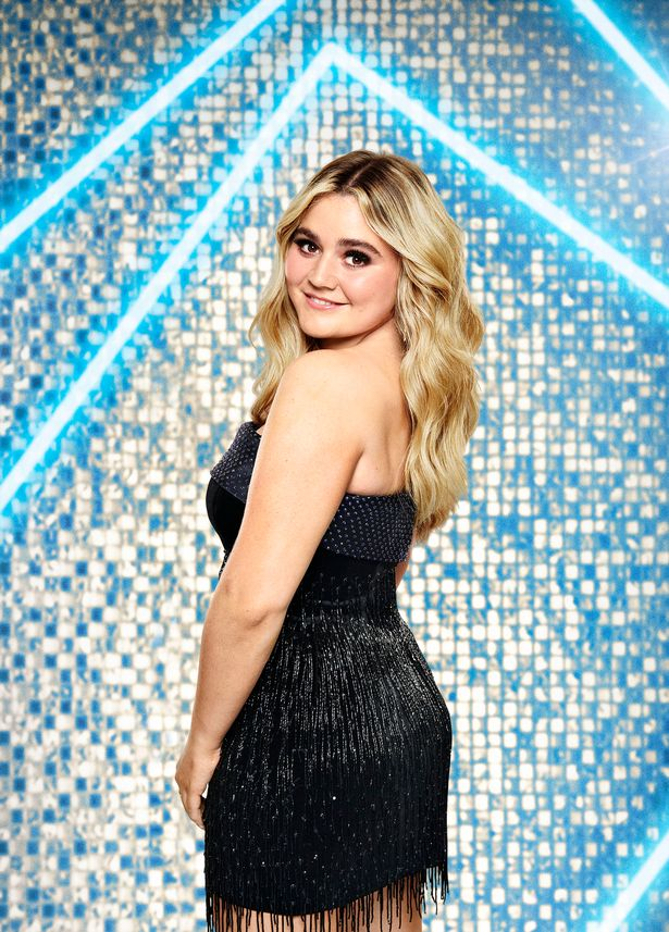 Strictly Come Dancing contestant Tilly Ramsay. Sunday September 12, 2021.