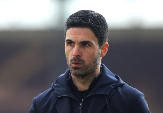 Mikel Arteta is fighting to save his job at the Emirates