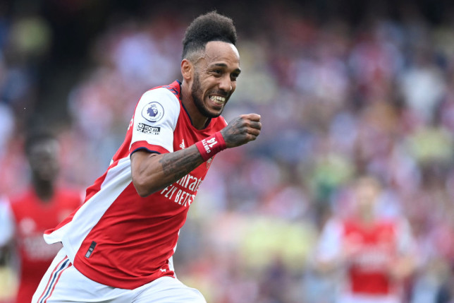 Pierre-Emerick Aubameyang's goal helped Arsenal get their Premier League campaign up and running with a 1-0 win over Norwich