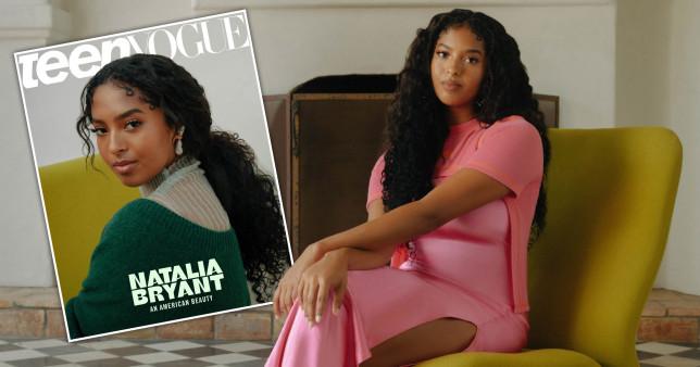 Natalia Bryant lands Teen Vogue cover