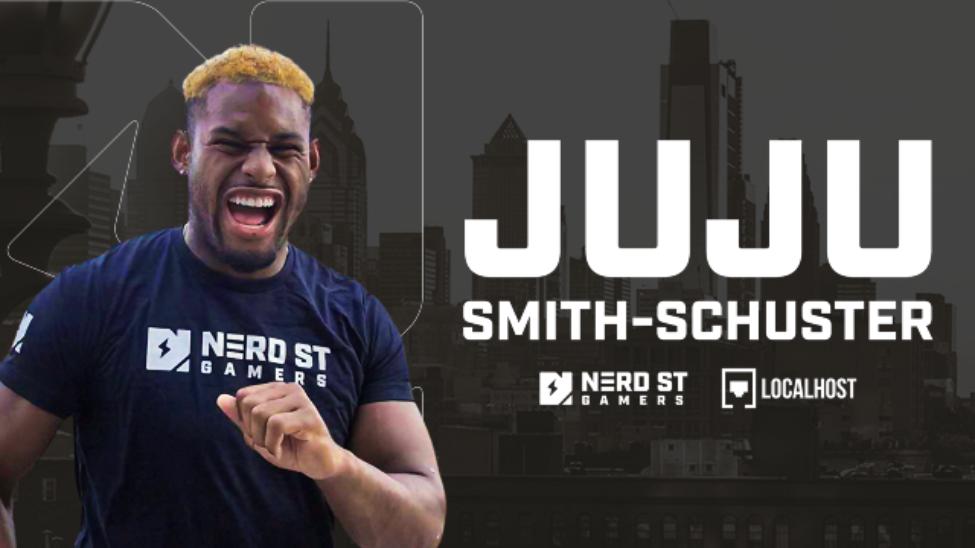 Nerd Street Gamers x JuJu Smith Schuster