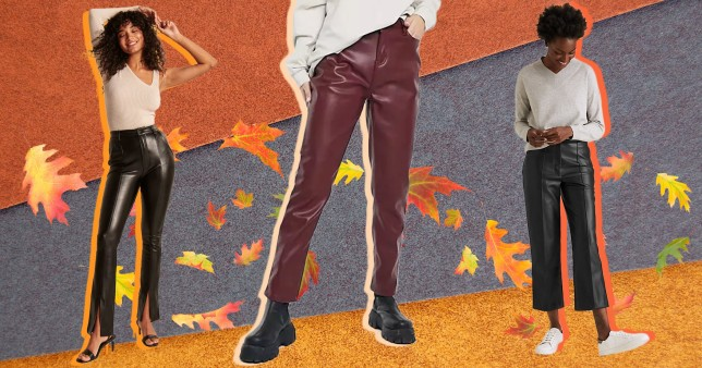 Best leather pants to buy this autumn