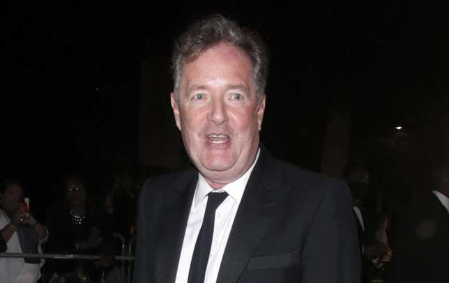 BGUK_2204198 - London, UNITED KINGDOM - Celebrities departing the GQ Men Of The Year Awards 2021 in association with HUGO BOSS held at the Tate Modern in London. Pictured: Piers Morgan BACKGRID UK 1 SEPTEMBER 2021 BYLINE MUST READ: Old Boy's Club / BACKGRID UK: +44 208 344 2007 / uksales@backgrid.com USA: +1 310 798 9111 / usasales@backgrid.com *UK Clients - Pictures Containing Children Please Pixelate Face Prior To Publication*
