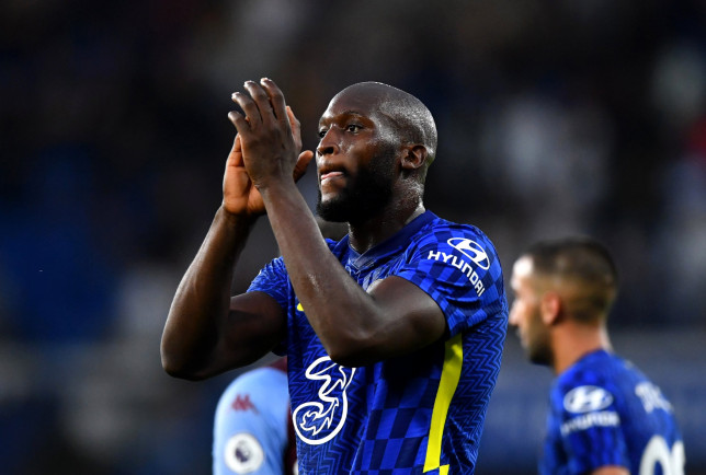 Romelu Lukaku has recommended two Inter players to Chelsea's board