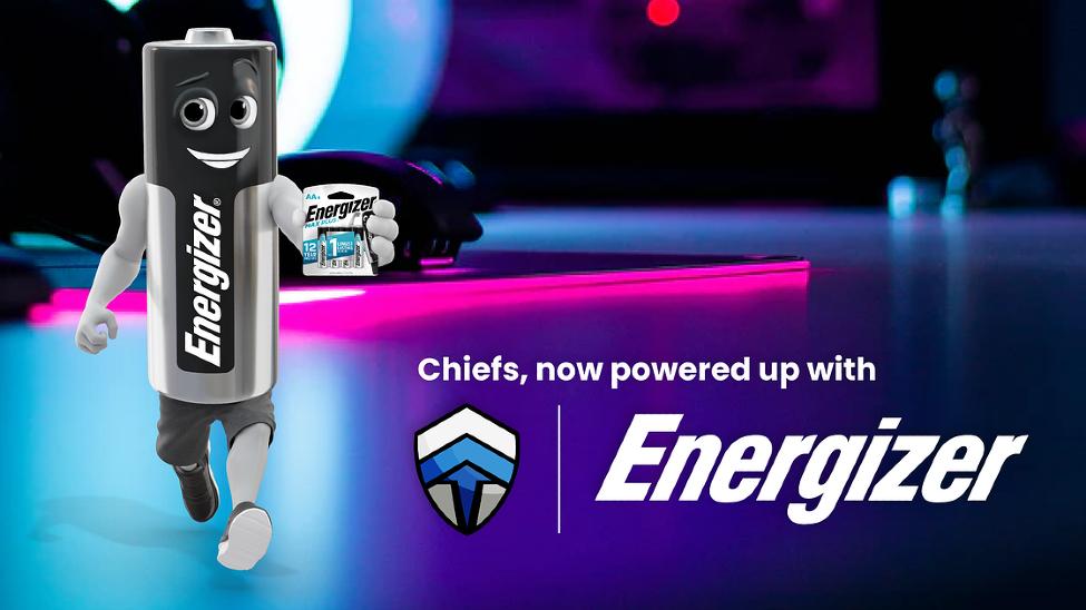 Chiefs x Energizer