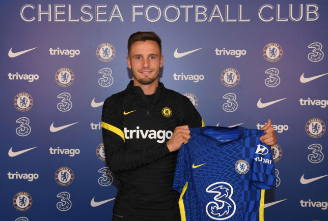 Saul Niguez has joined Chelsea on an initial loan deal from Atletico Madrid
