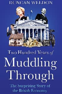 Book cover of Two Hundred Years of Muddling Through