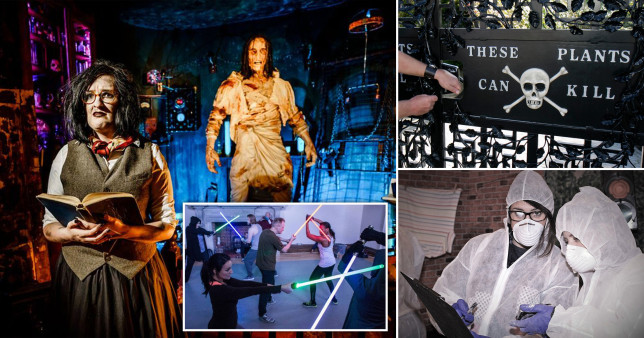 Weird and wonderful days out, experiences and exhibits to visit around the UK