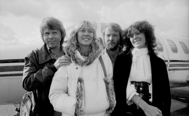 ABBA in 1981