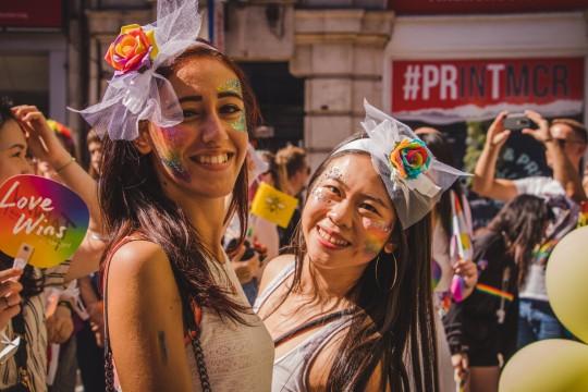 Manchester Gay Pride 2019;