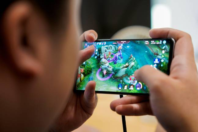 New Bans on Gaming in China (Alamy)