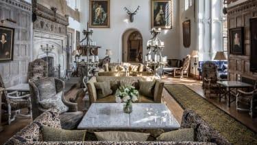 The Queen Elizabeth I Master Suite