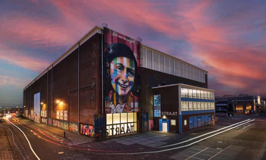 Straat Museum International Street Art Museum, Amsterdam