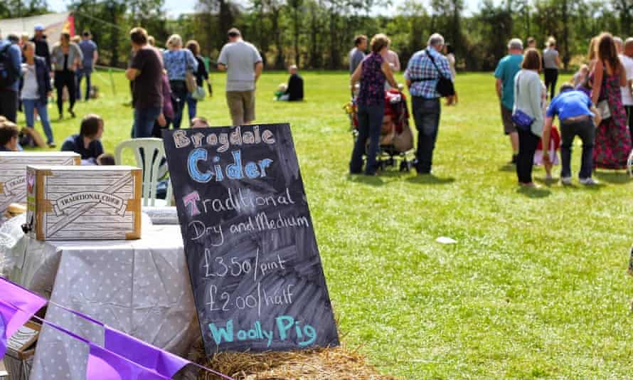 Heritage Orchard Day in Brogdale in Kent