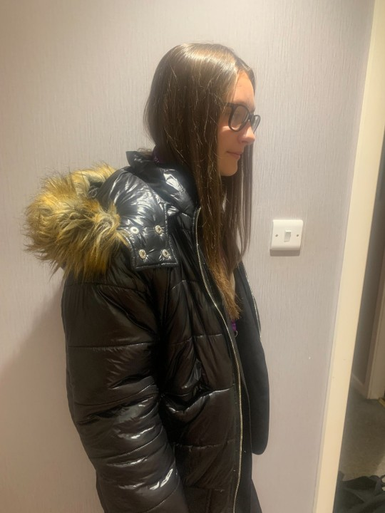 Girl kicked out of school for wearing a coat with a fur hood Credit Claire Williams