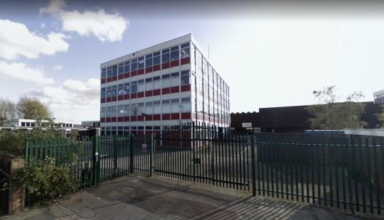 Sir Thomas Wharton Academy Google Streetview