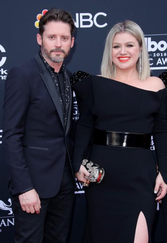 Brandon Blackstock and Kelly Clarkson Billboard Music Awards, Arrivals, Las Vegas, USA - 20 May 2018