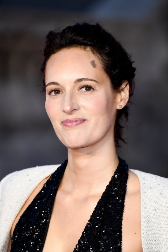 Phoebe Waller-Bridge at the No Time To Die World Premiere in London