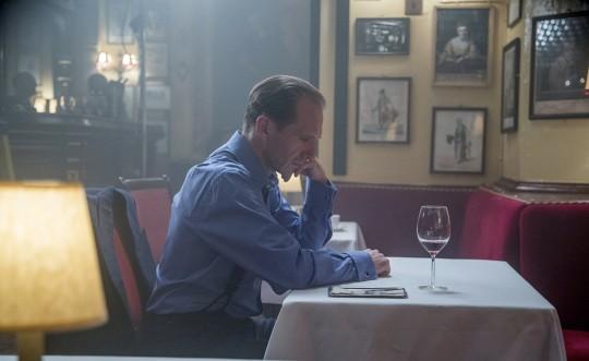 M in Rules Restaurant Spectre