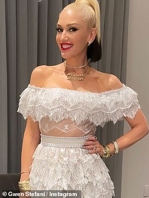 Here we go a-Gwen! Gavin was married to Gwen Stefani from 2002 to 2016