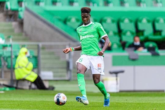 AS Saint-Etienne v Girondins Bordeaux - Ligue 1