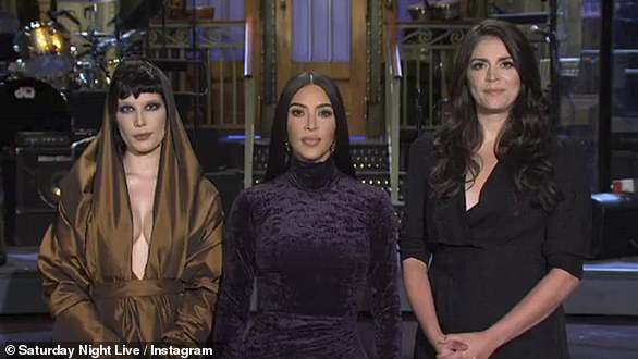 Ratings magnet? SNL is hoping that this weekend's host Kim Kardashian can help them bounce back from a dismal season opener, which earned some of the show's lowest ratings in history